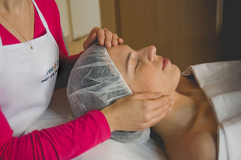 Esthetician cancer oncology Israel