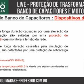 Dispositivos de Proteção para Banco de Capacitores