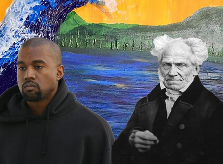 Kanye West, Arthur Schopenhauer, Religion and Aesthetic Appreciation in the Face of Suffering