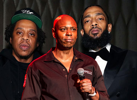 Dave Chappelle, Jay Z and Nipsey Hussle: The Cost of Creativity in Capitalism