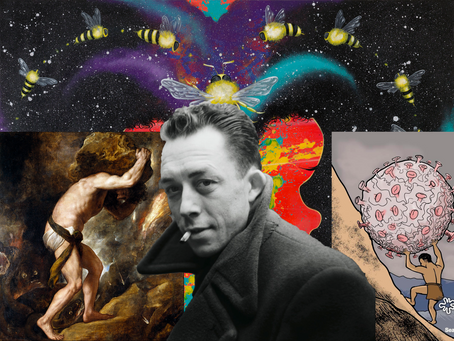 Albert Camus, Creativity, Dreams and Synchronicity: Why Create Through The Absurd?