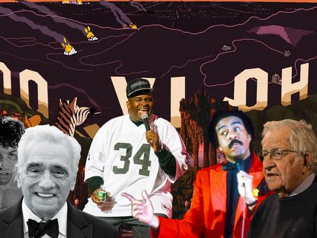 Scorsese's Il Maestro, Noam Chomsky & Patrice O'Neal: Truth vs Industry