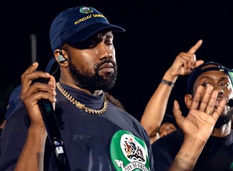Kanye West 'Jesus Is King' Era: Kanye Luther King