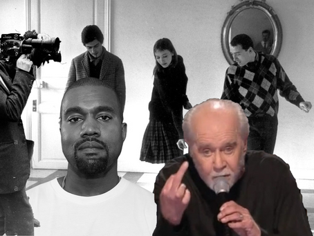 French New Wave, George Carlin & Kanye West: Unapologetic Quest For Dopeness