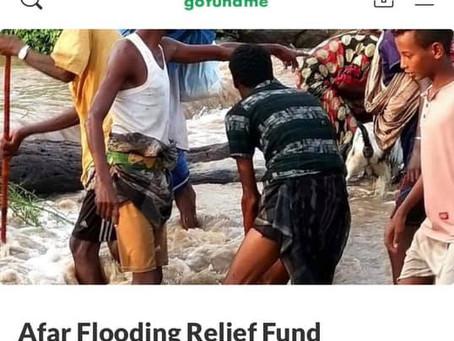 Afar Flooding Relief Fund Update