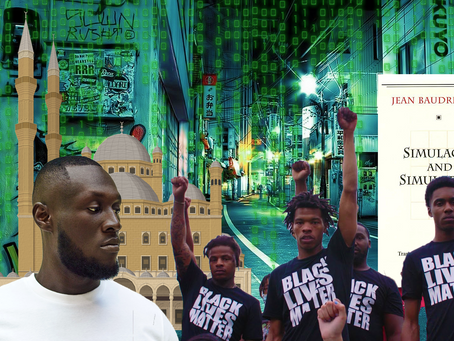 Simulacra & Simulations, Cultural Capital, Hip Hop and The Matrix