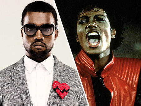 Kanye West & Michael Jackson: American Prodigies