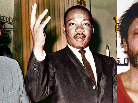 Martin Luther King, Malcolm X and Ted Kaczynski: How To Fix The World (Practical Resources)