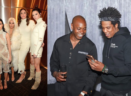 The War Against Masculinity: Dave Chappelle, The Kardashians and Jay Z