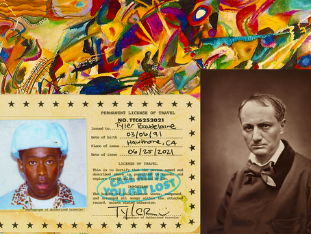 Synesthesia & Charles Baudelaire: How Tyler The Creator Creates Worlds