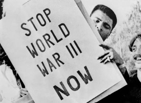 World War 3, Muhammad Ali, Earl Sweatshirt and Capitalisms Shortcomings