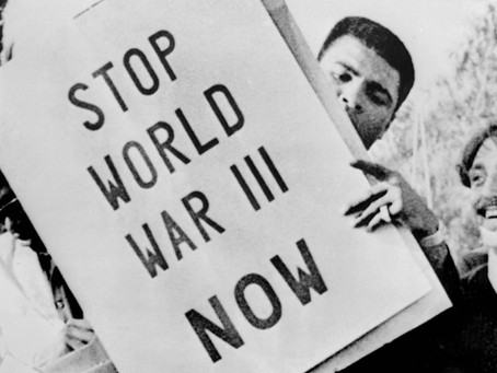 World War 3, Muhammad Ali, Earl Sweatshirt and Capitalisms Shortcomings