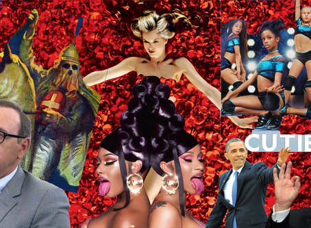 'American Beauty' W.A.P, 'Cuties' and the KKK: History, Time & Political Correctness vs Art