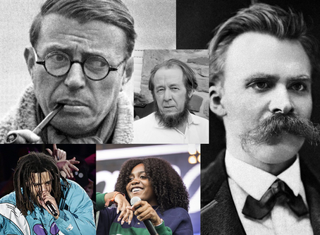 Sartre, Nietzsche, Solzhenitsyn, J Cole and Noname: Why Authenticity Matters