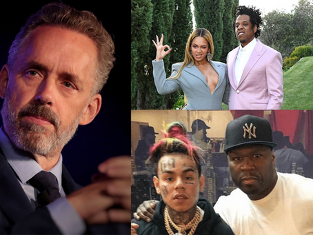 Jay Z, 50 Cent, 6ix9ine, Jordan Peterson and The Philosophy of Power