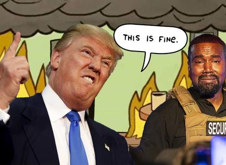 Kanye, Trump, NPCs and The Simulated Age of Self Aware Memes