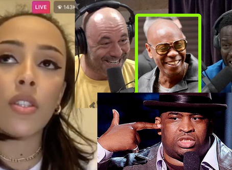 Kevin Hart, Dave Chappelle, Doja Cat, and Commercialization of Art