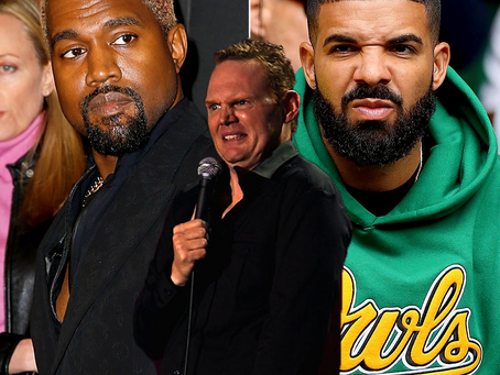 Bill Burr, Kanye West & Drake: The Fine Line of Emotional Artistry(Don't Leave Your Blues Out Of It)