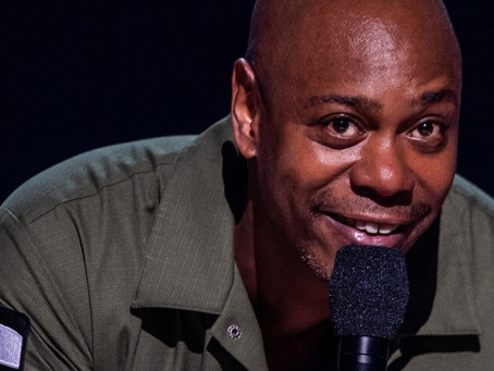 Dave Chappelle's Sticks and Stones: Means To Offense