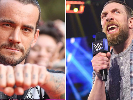 WWE, AEW, Daniel Bryan & The Monday Night Wars: CM Punk Was Right, Obviously