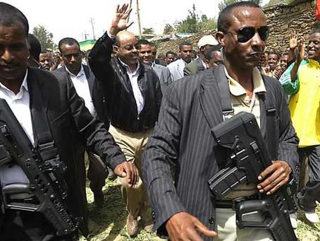 """""""Ethiopian diplomats saying 'over my dead body'-By Lebenu Feleke"""""""