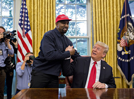 Donald Trump, Kanye West and Corporate Media: We're All Pretty Stupid and That's Okay!