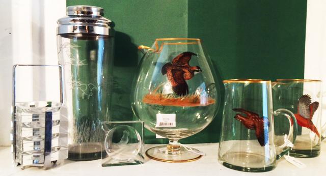 Bishop Glassware
