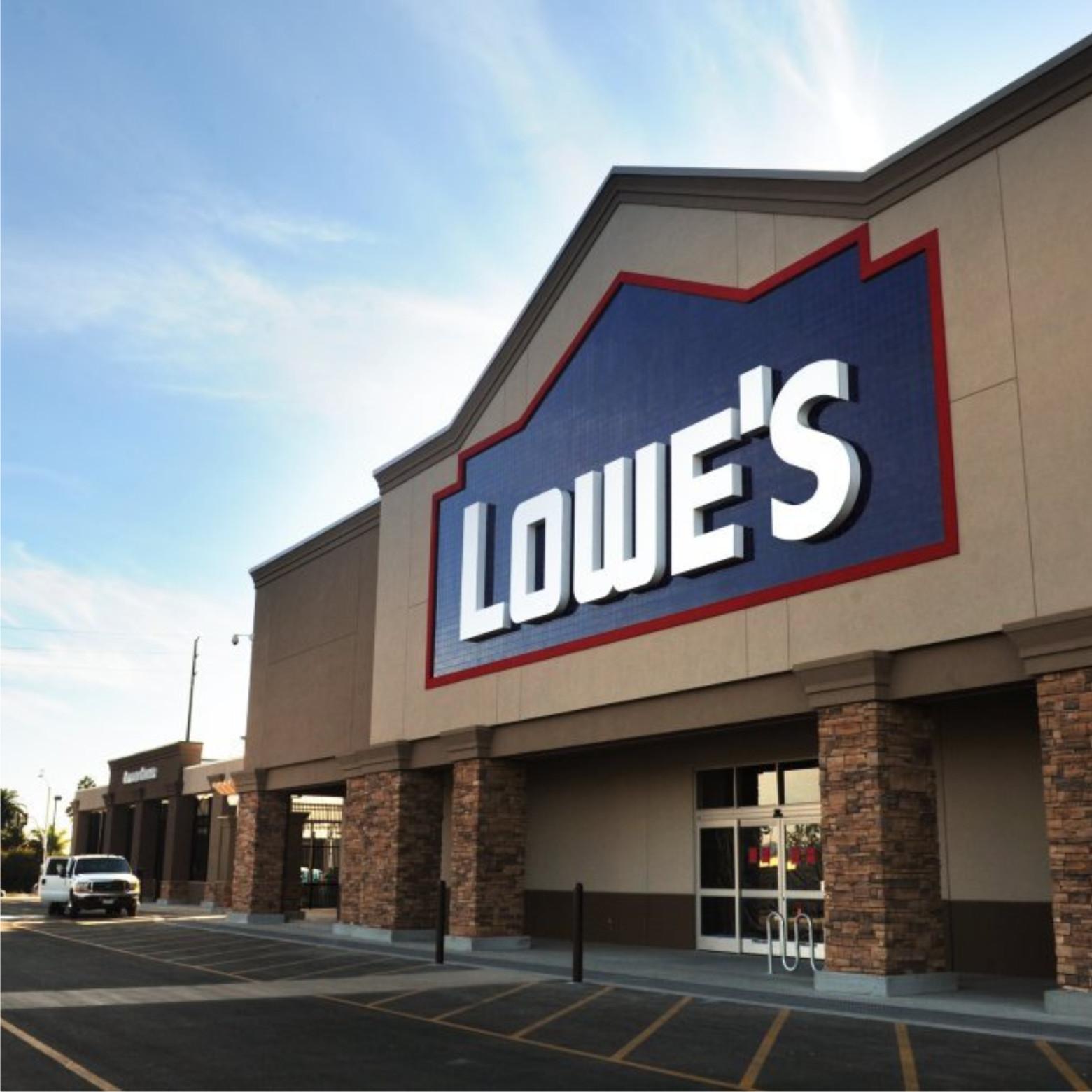 SRD Lowe's
