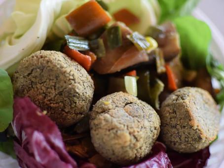La reinvención del falafel