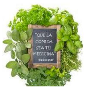 Que la comida sea tu medicina