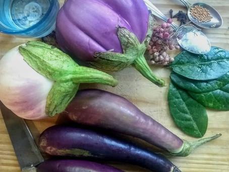 La #berenjena: por qué está tan presente en cualquier #comida #mediterránea?