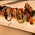 The Spider Rainbow Roll