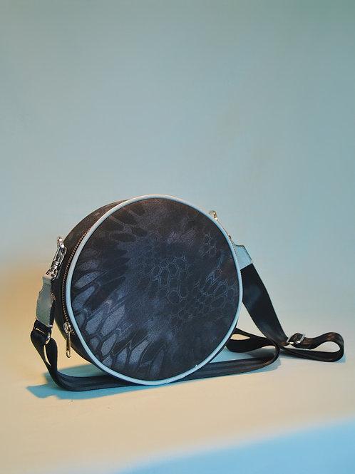 Moonbeam Collection-- Black & Grey Camouflage