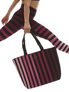 K Deer striped Bag and Leggings