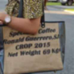 Our burlap bags are perfect for the summ