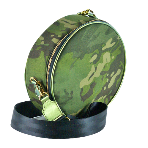 Moonbeam Collection--  Green Camouflage