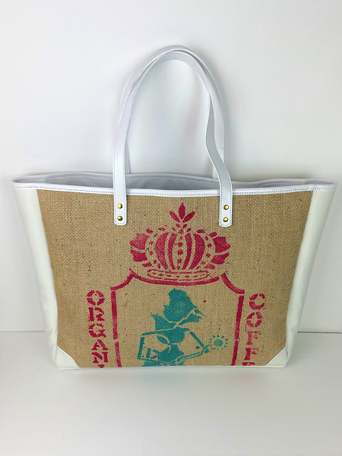 Organic Coffee Beach Bag
