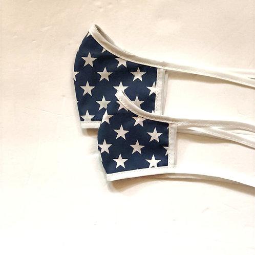 Patriotic Stars (navy)