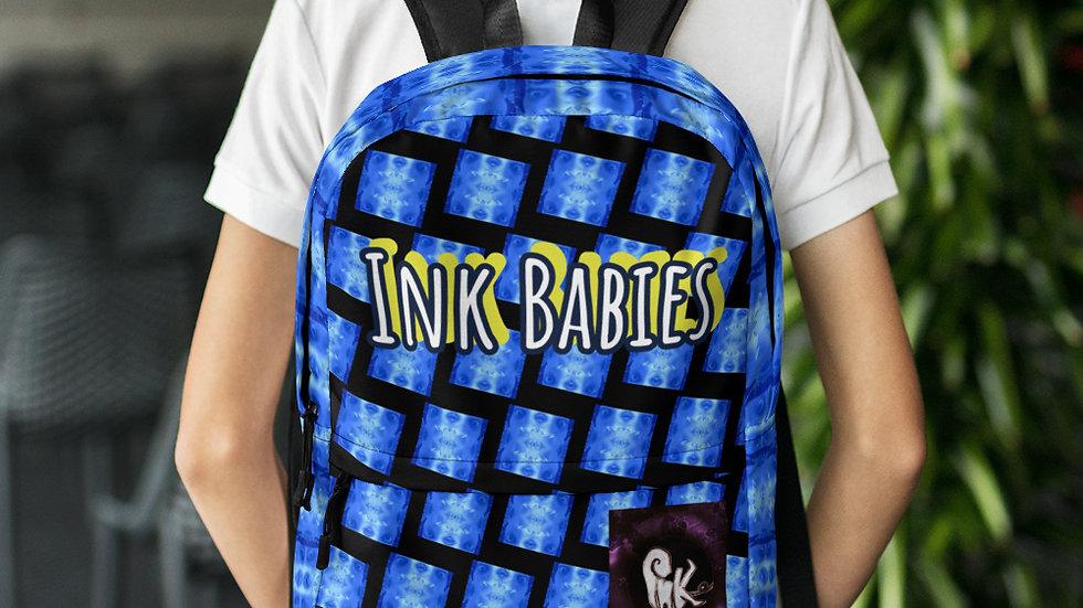 Blue Alien Ink Babies LLC Backpack