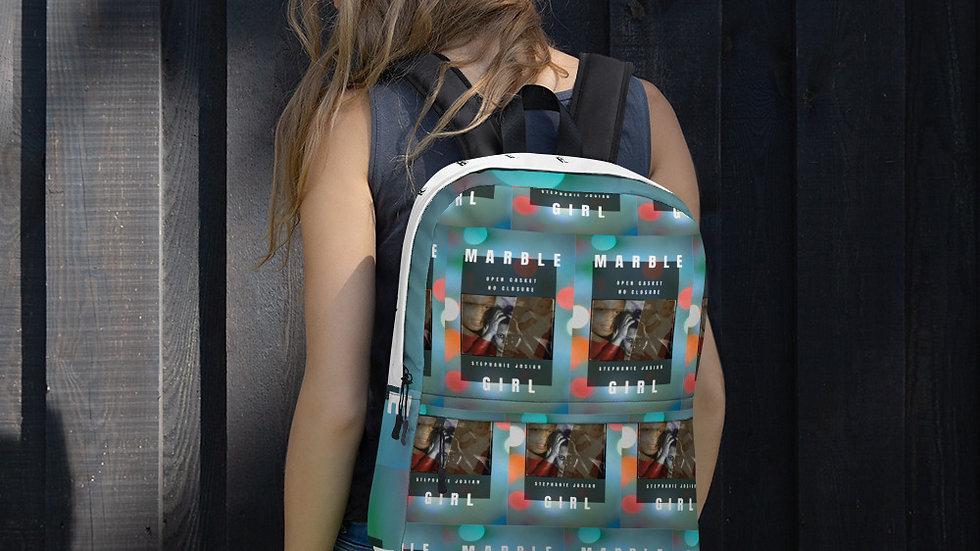 Marble Girl Backpack