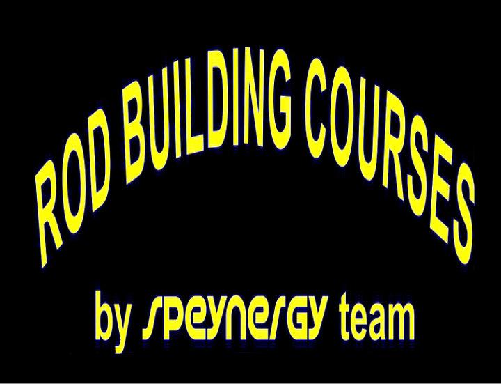 Rod building courses