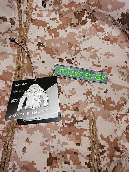 speynergy tactical camo jacket