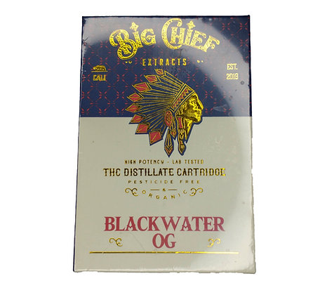 BIG CHIEF EXTRACTS - BLACK WATER OG