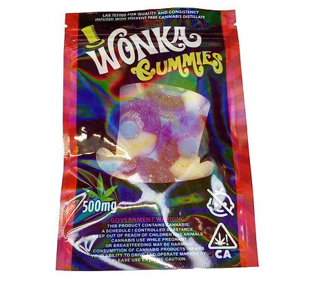 WONKA GUMMIES RINGS  500MG