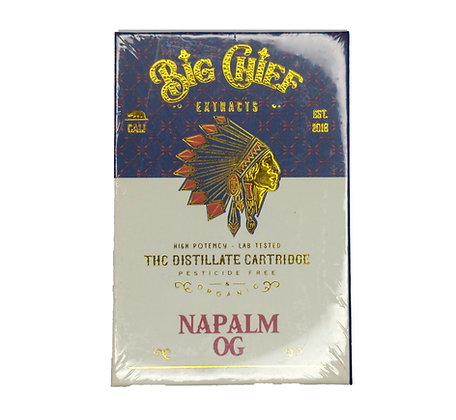 BIG CHIEF EXTRACTS - NAPALM OG