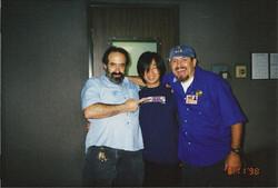 MI Instructor Owen Goldman, Sau and Bob
