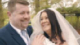 Wedding videography Derbyshire & Staffordshire