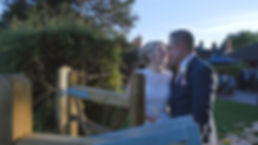 Wedding videography in Derbyshire & Staffordshire