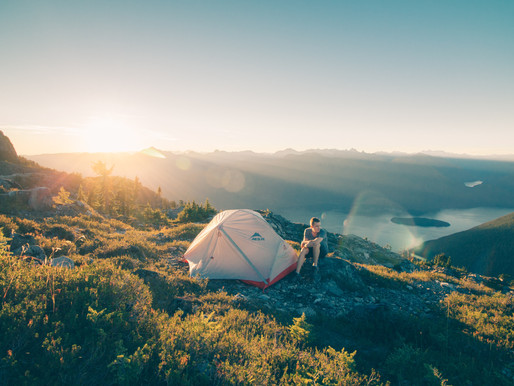 Leave No Trace Behind Camping Principles