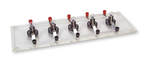 5 Mini Lamp Circuit Board